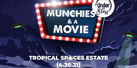 Munchies and a Movie tickets