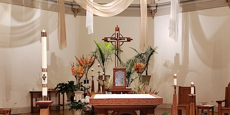 St Mary 3rd  Sunday of Easter Mass 9:30 AM 18-Apr-2021 tickets