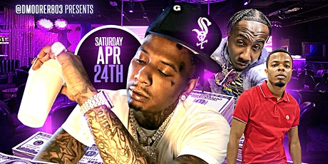 STRIPATHON (MONEY BAGG YO OFFICIAL AFTERPARTY) tickets