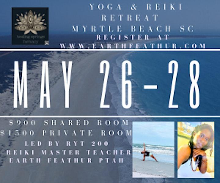 Yoga & Reiki Retreat image