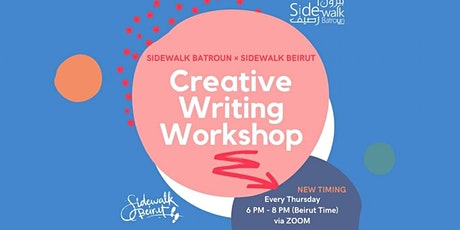 Creative Writing Workshop! tickets