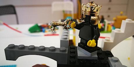 Leichter führen mit LEGO® Serious Play® für Arzt- und Zahnarztpraxen Tickets
