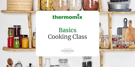 Basics Cooking Class with Thermomix tickets