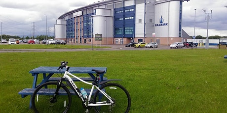 Belles on Bikes Falkirk group ride - Thursday, 6.30pm meet - max 9 riders tickets