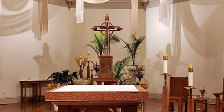 St. Mary -  Tuesday Morning Mass - 8:00 AM  20-Apr-2021 tickets