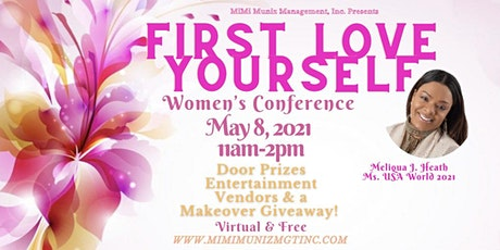 First Love Yourself Women's Conference tickets