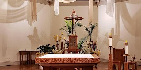 St. Mary -  Thursday Morning Mass - 8:00 AM  22-Apr-2021 tickets