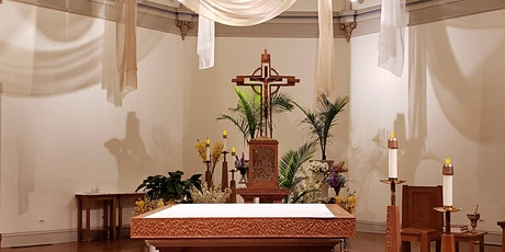 St. Mary -  Friday Morning Mass - 8:00 AM  23-Apr-2021 tickets