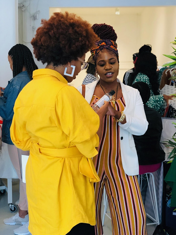 Pop of Culture Popup Shop NYC - Juneteenth Edition image