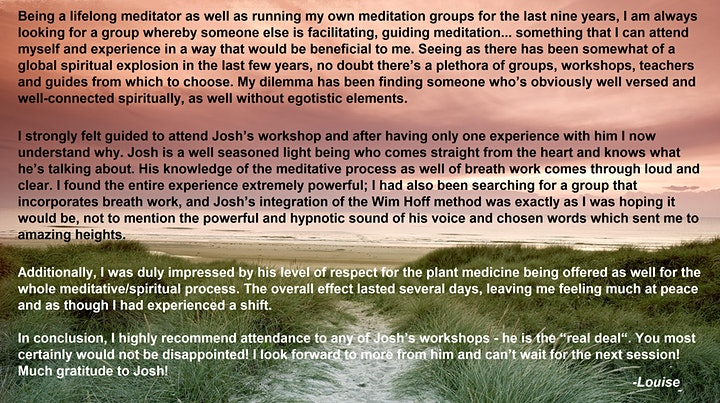 Path to Presence - A Guided Inner Journey image