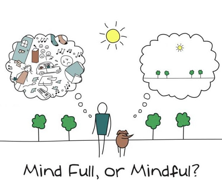 7 weeks Mindfulness Meditation course for stress, anxiety & pain management image