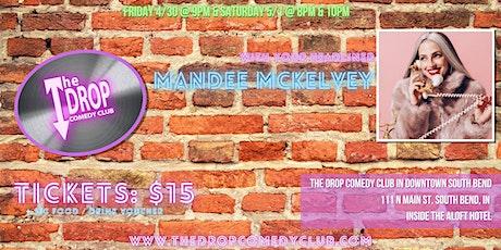 Mandee McKelvey tickets