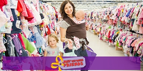 JBF Central Houston-Spring  Prime Time Shopping tickets
