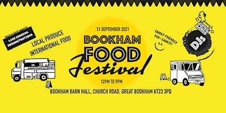 Bookham Food Festival tickets