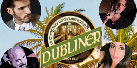 Sunshine State Comedy at The Dubliner tickets