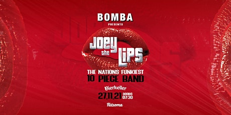 Joey the Lips tickets