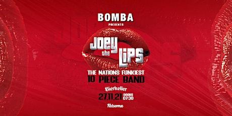 Joey the Lips tickets
