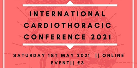 International Cardiothoracic Surgical Conference tickets