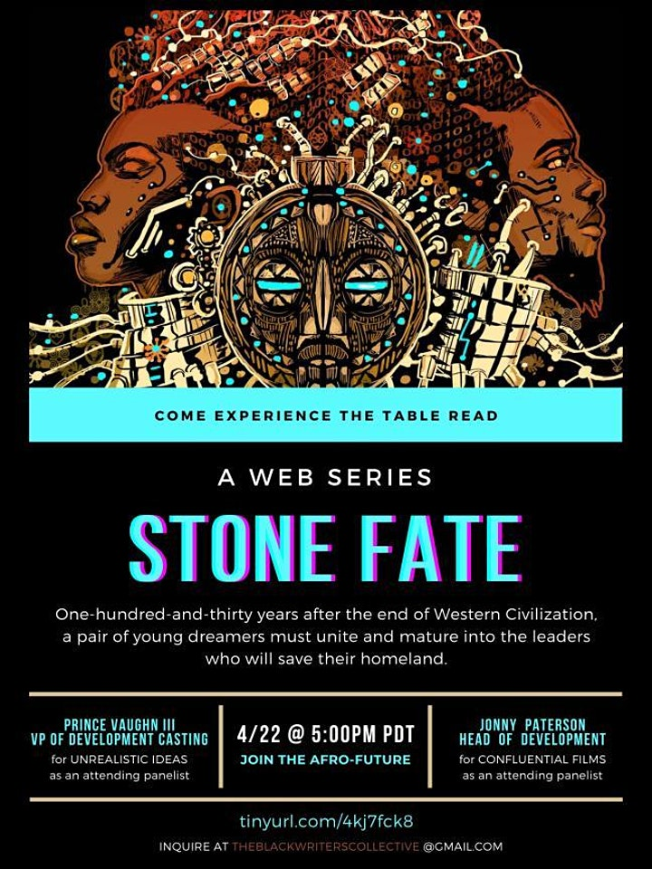 Stone Fate Web Series Table Read image