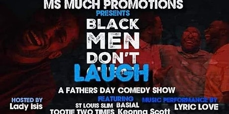 Black Men Don't Laugh tickets