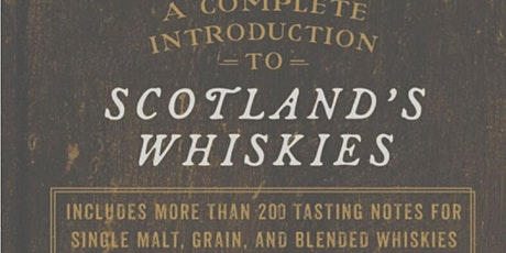 wWw Scotch Whisky Virtual Book Tour event! tickets