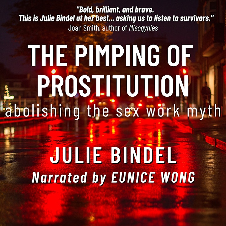 Audio Book Launch: The Pimping of Prostitution by Julie Bindel image