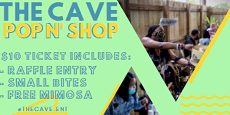 The Cave Pop N' Shop! tickets