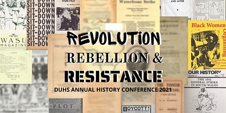 Revolution, Rebellion & Resistance tickets