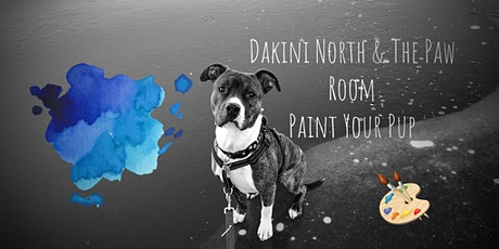 Paint Your Pup - April 24, 2021 tickets