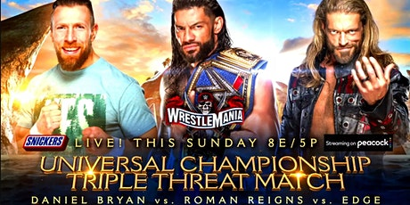 ONLINE-StrEams@!.WrestleMania 37 LIVE ON 2021 tickets