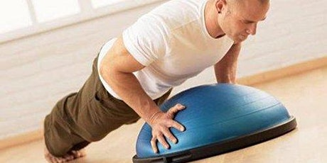 STOTT PILATES® Intermediate Pilates on the BOSU Workshop tickets