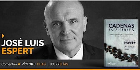 JOSÉ LUIS ESPERT PRESENTARÁ SU NUEVO LIBRO EN TUCUMÁN entradas