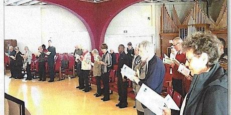 Messe du  dimanche 18 avril, au Centre billets