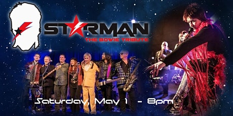 Starman – The David Bowie Experience tickets