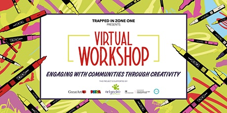 Trapped in Zone One Presents Virtual Workshop with Mr Bakeroner tickets