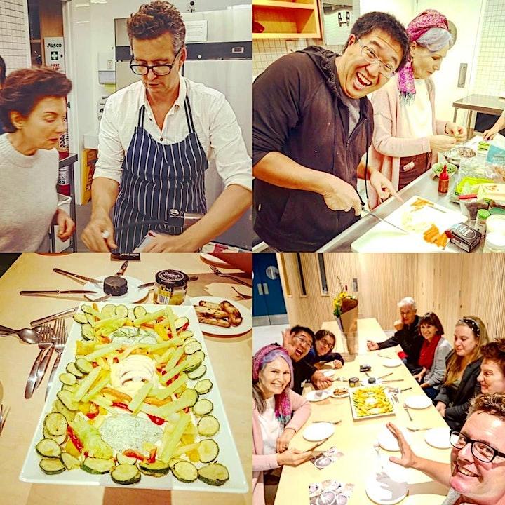 Vegan Cooking Class - 6 weeks image