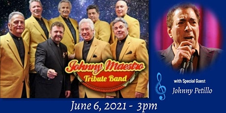 The Johnny Maestro Tribute Band with  Johnny Petillo tickets