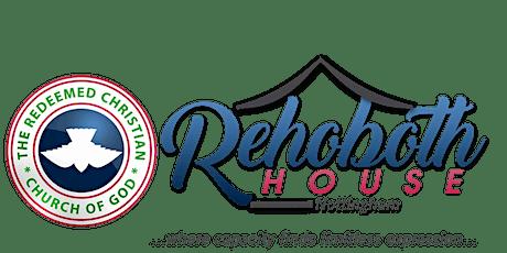 RCCG RHN First Service Booking tickets