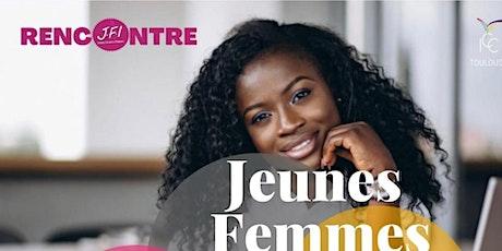 Rencontre Jeunes femmes d'impact billets