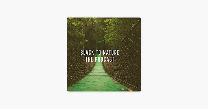 Black to Nature Author Talk image