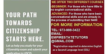 Pass your U.S citizenship interview & exam tickets