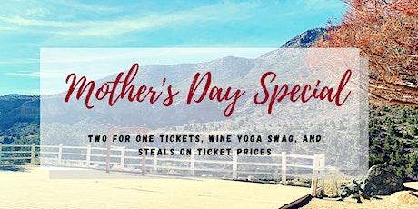 Wine Yoga-Retreat on Charleston Peak tickets