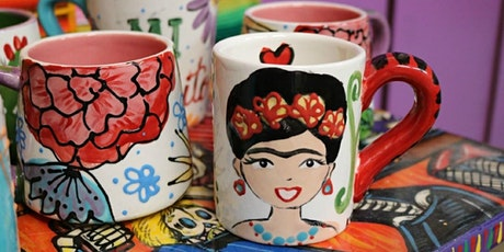 Paint Your Own Pottery at Mucho Mas! tickets