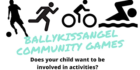 Discussion space Ballyk community Games tickets