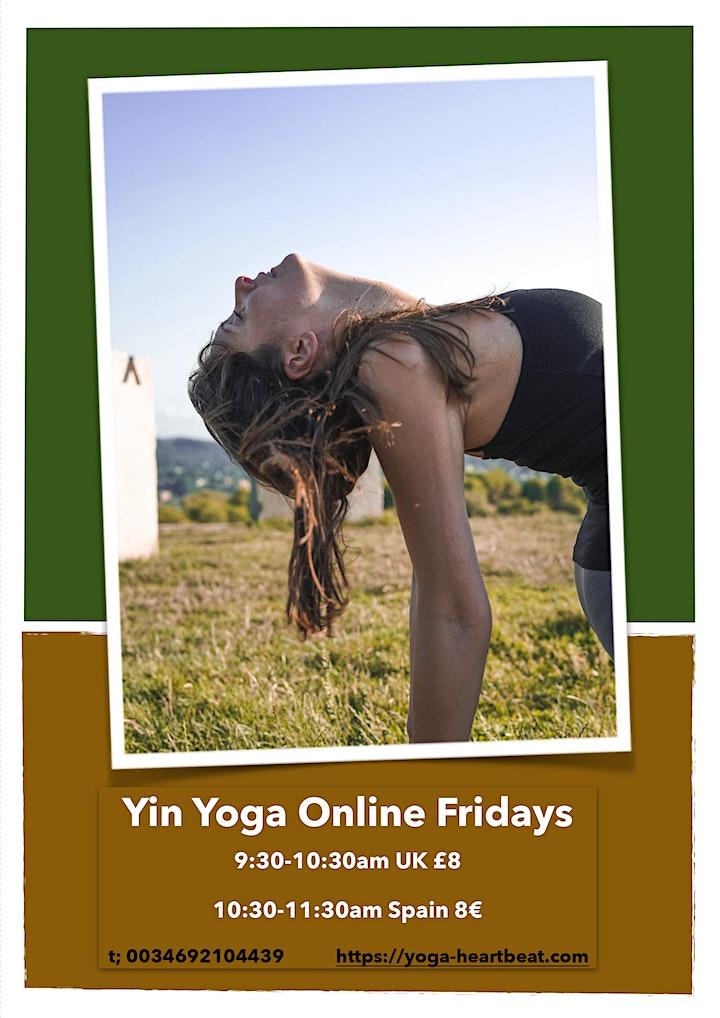 Live Yin Yoga 2