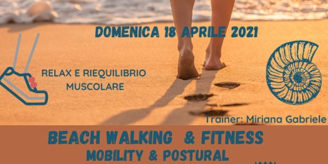 Beach Walking & Fitness (Mobility & Postural) biglietti