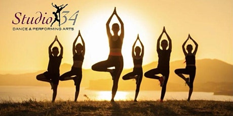 Free Yoga Class at Studio34! tickets