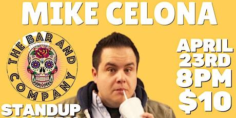 Stand up @ Bar + Company w/ Mike Celona and Paul Spratt tickets