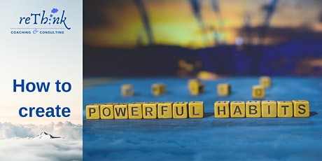 How to create powerful habits tickets