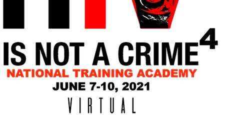 """Virtual HIV is Not a Crime IV  Free Registration """"BY INVITE ONLY"""" tickets"""